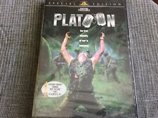 """Platoon """" Dvd With Slipcover Brand New Factory Sealed Movie 1986"""