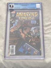 Amazing Fantasy #15 CGC 9.6 🔥1st Appearance of Amadeus Cho Totally Awesome Hulk