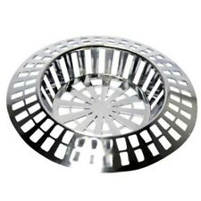 45mm Chrome Plated Sink Strainer (overall width 74mm)