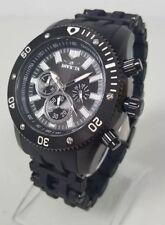 Invicta Men's 14862 Sea Spider Quartz Chronograph Black Dial Watch/displaymodel