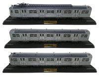 Lot de 3 Automotrices Z-5100 SNCF Ho 1/87 Train Locomotive Atlas