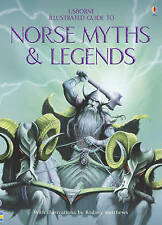 Norse Myths and Legends-ExLibrary