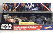 Hot Wheels CKK83-0980 5 Pack StarWars - METAL