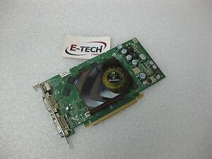 NVIDIA QUADRO FX 1500 PCI-E X16 256MB Dual DVI GRAPHICS CARD  IBM FRU # 13M8479