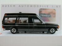 Busch 52203 Mercedes-Benz VF 123 Miesen Bestattungswagen (1977) 1:87/H0 NEU/OVP