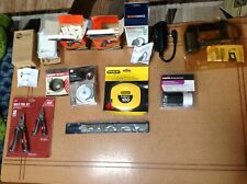 LOT OF NEW TOOLS AND OTHER HOUSE HOLD ITEMS