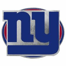 New York Giants NFL 3-D Class 3 Trailer Hitch Receiver Cover