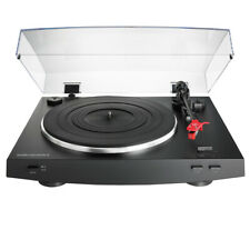 AudioTechnica AT-LP3BK Fully Automatic Belt-Drive Stereo Turntable (Black)