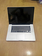 15 2.3 Macbook Pro i7/16GB/RAM 240 GB SSD HD/MD103B/metà 2012 A