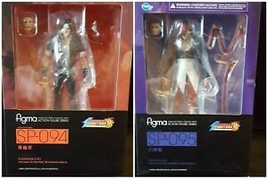 Figma The King Of Fighters 98 Kyo and Iori Max Factory