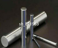 1x 99.99% Purity Pure Tungsten W Solid Round Rod Bar Diameter 8mm Length 100mm