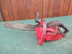 """Vintage JONSERED  Chainsaw Chain Saw with 13"""" Bar"""