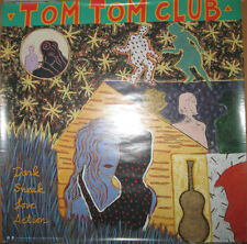 Tom Tom Club Dark Sneak Love Action, Sire promo poster, 1992, Ex, Talking Heads