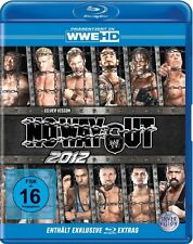 Wwe de catch-No way out 2012 (Blu-ray disc)