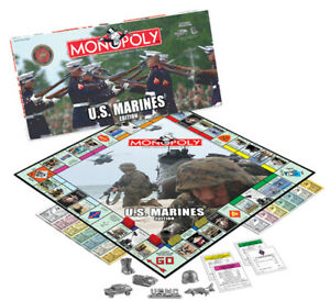 2005 Monopoly U.S. Marines Edition Replacement Game Parts/Pieces - You Pick