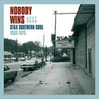NOBODY WINS - STAX SOUTHERN SOUL 1968-1975 NEW & SEALED CD (KENT) R&B 60s 70s