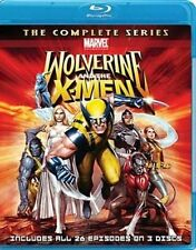 Wolverine and The X Men Complete Seri 0031398126669 Blu Ray Region a