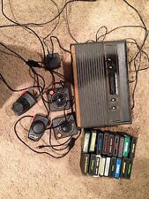 Original Atari *WITH BOX* + 18 Games 2 joysticks + paddles