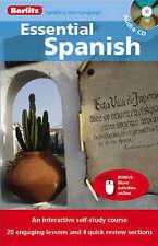 Berlitz Language: Essential Spanish by Berlitz Publishing Company (Mixed...