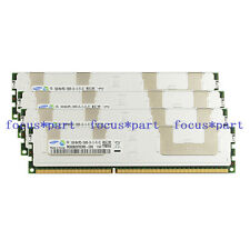 Samsung 64GB 4x16GB 4Rx4 PC3-10600R 1333Mhz DDR3 ECC Registered RDIMM Memory RAM