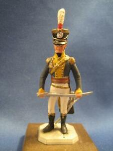 Pro Painted Rose Napoleonic British 19th Light Dragoons Officer 1813 -Very Fine