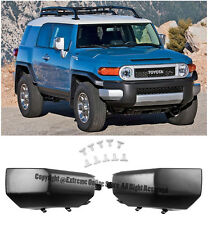 For 07-14 Toyota FJ Cruiser Front Bumper Replacement Left & Right Side Pair Pads