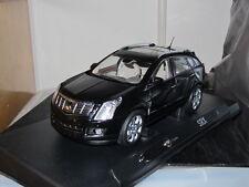 Cadillac SRX SUV MK2 1/18 model car black