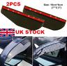 Universal Car Rear View Wing Mirror Sun Shade Shield Rain Board Eyebrow