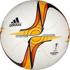 adidas Europa League OMB Matchball Spielball 2015/2016 weiß/gelb/rot [S90267]