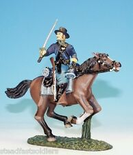 Frontline Figures: MUC.6, Civil War Union Cavalry, NCO with Sword at Ready