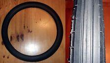 Pneu Deli Tire Avant ou Arrière 2x16 Flanc Noir (Neuf) Solex VeloSolex 5000
