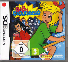 Bibi Blocksberg - Das gestohlene Hexbuch  (Nintendo DS)