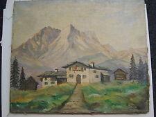 WATZMANN Berchtesgaden Ramsau Schönau Königssee Bayern Th. Siepmann 1946