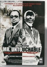 DVD ZONE 2 DOCUMENTAIRE--NICKY BARNES MR.UNTOUCHABLE--MARC LEVIN