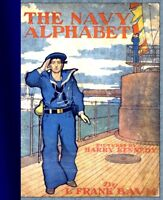 L Frank Baum + Harry Otis Kennedy THE NAVY ALPHABET children's lit 1900 military