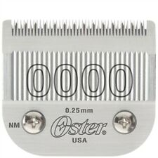 CL-76918-016 BARBER OSTER CLIPPER BLADE 0000 FITS CLASSIC 76, MODEL 10 & 1