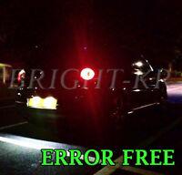 VW GOLF MK4 MK5 XENON WHITE 6000K NUMBER PLATE LED LIGHT BULBS- ERROR FREE