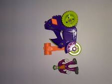 Fisher Price, Imaginext, The Joker, Hammer cycle toy, Plastic, Used