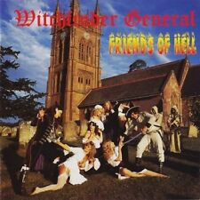 WITCHFINDER GENERAL - Friends Of Hell CD