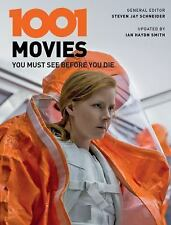 1001 Movies You Must See Before You Die (2017, Hardcover, Revised)