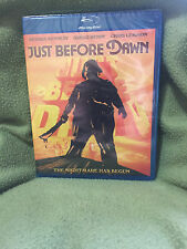 Free*Postage New Just Before Dawn Code Red Blu Ray Jeff Lieberman Chris Lemmon