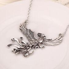 Dumbledore's Phoenix Fawkes Pendant Necklace HP Collectibles
