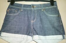 Topshop Denim Shorts Size 12