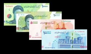 New! Middle East 2021 UNC 1000 10000 500000 1000000 Riyal P-NEW