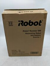 New iRobot Roomba 980 Wifi Connected Robotic Cleaning Vacuum -JT0326