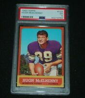 1963 Topps Hugh McElhenny Minnesota Vikings Football Card #103 PSA EX 5 centered