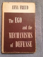 The Ego and the Mechanisms of Defense / Anna Frued - 1960 - Hardback Book