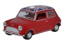 Oxford 1/43 Tartan Red Union Jack Mini # 43MIN023