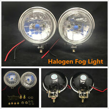 Pair 3.5Inch Round Car Motorcycle Headlight Fog Driving Light Reverse Lamp 100W