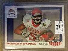 2009 Topps Magic All Americans #AA24 Darren McFadden : Arkansas Razorbacks